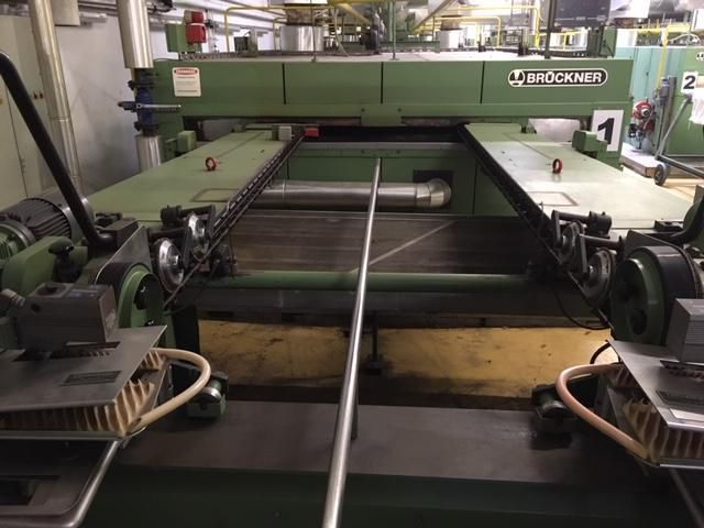 Brückner 200 Cm Stenter frame