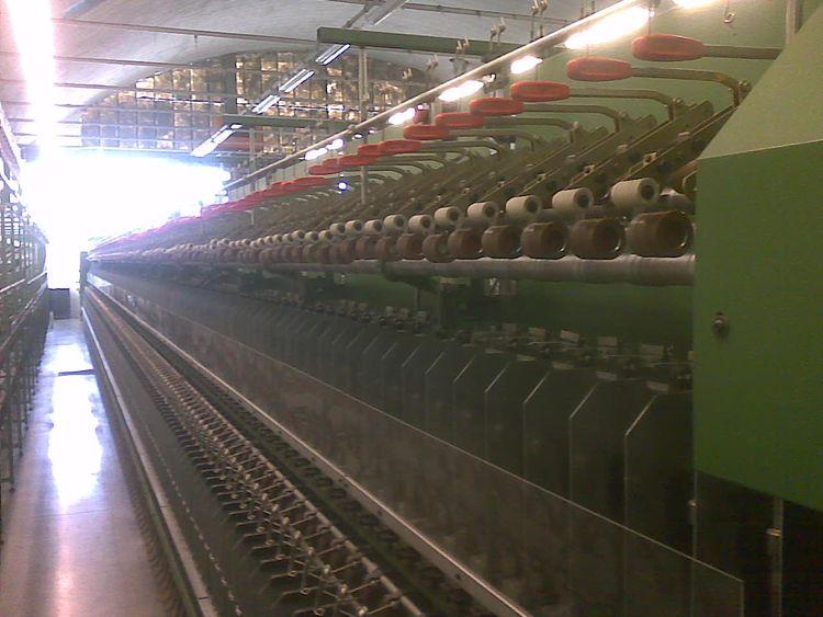 Bigagli BR 400 Hollow Spindle Fancy Yarn Machine