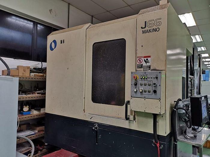 Makino J66 4 Axis