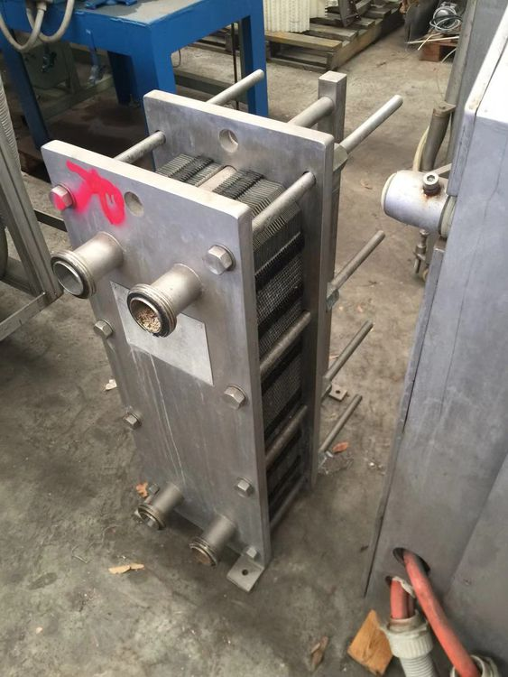 Hrs 150 Plate Heat Exchanger