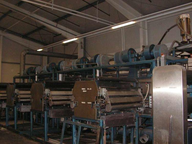 Others Polypropylene Fiber Spinning Line