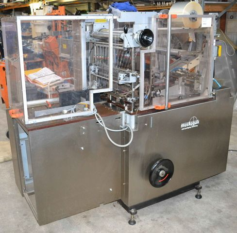 Sollas 17  Whrapping machine