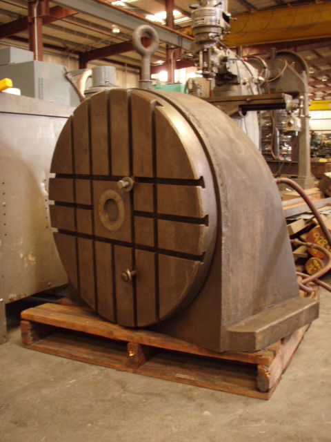 Others 30″ Rotary Table