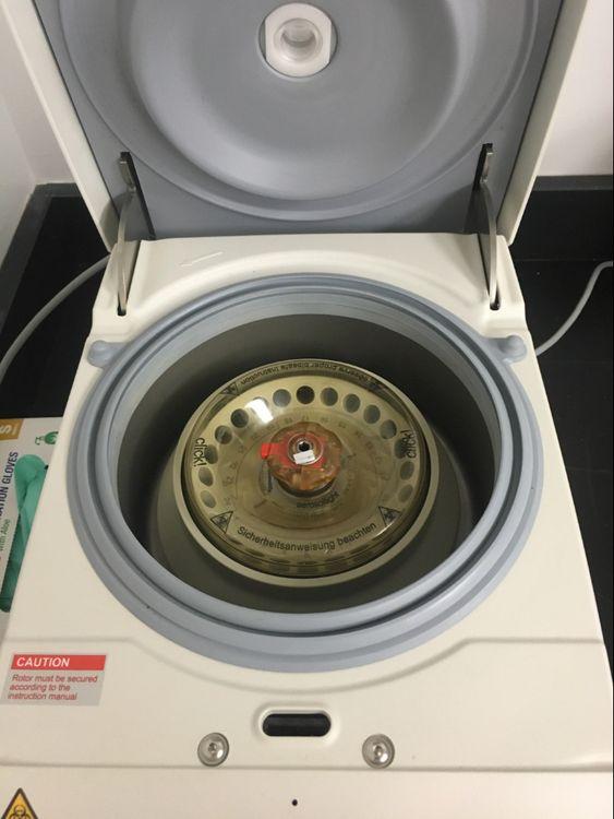 Fisher Scientific AccuSpin Micro 17R, Centrifuge