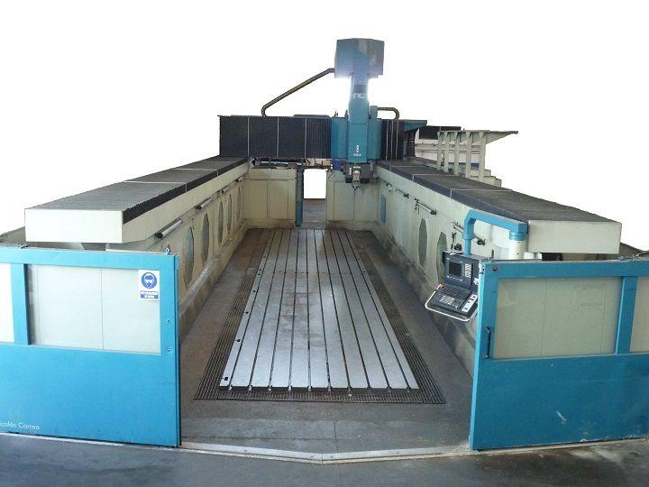 Correa PANTERA Gantry 18000 rpm