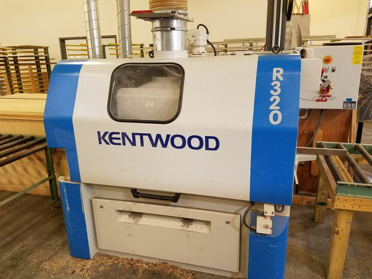 Kentwood R320, Gang Rip