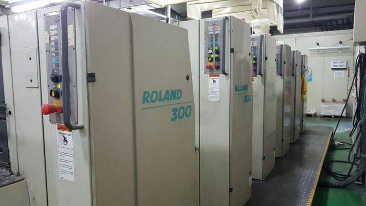 MAN Roland R 305 OB (5/0+1/4) 53x74CM