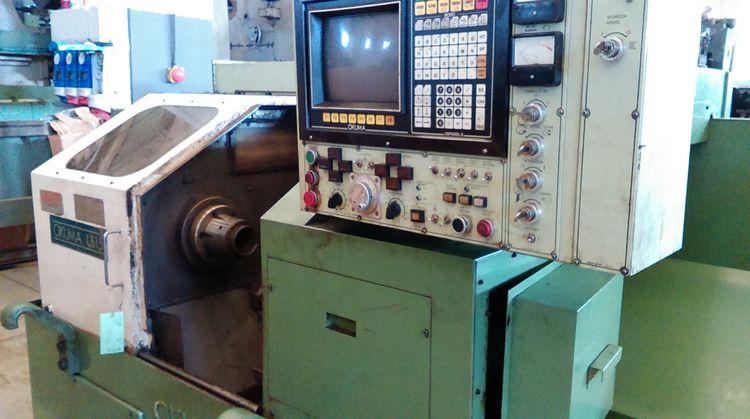 Okuma Control: OSP 5000L-G Max.  3800 rpm LB 15 2 Axis
