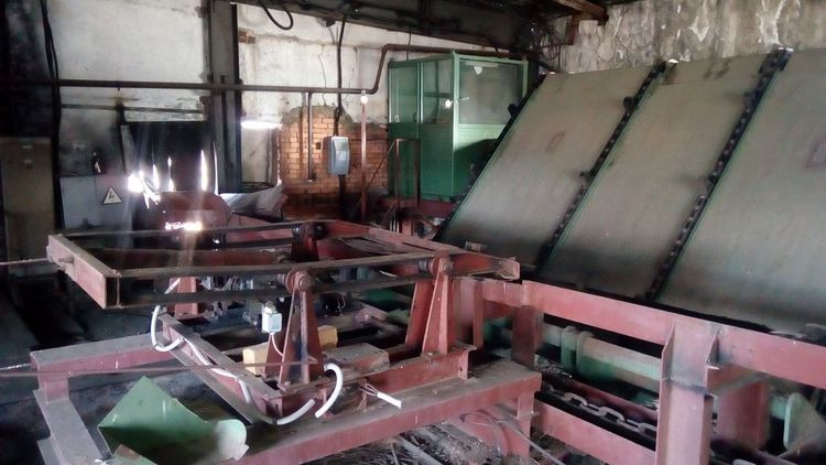 Storti Sawing line
