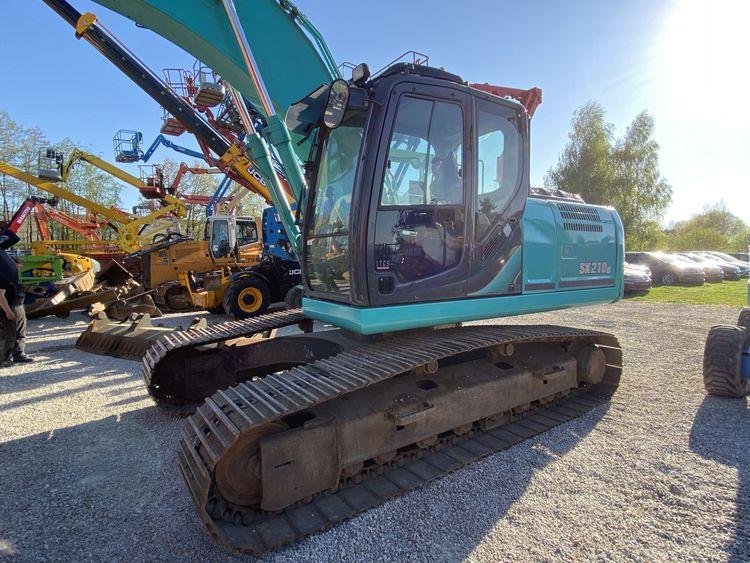Kobelco SK 210 LC-9 Tracked Excavators