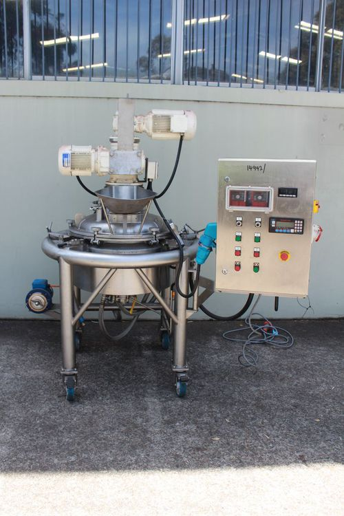 Other Dimple Jacketed Mixing Tank