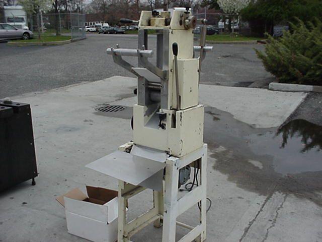 Others DOUBLE ROLL RAVIOLI MACHINE