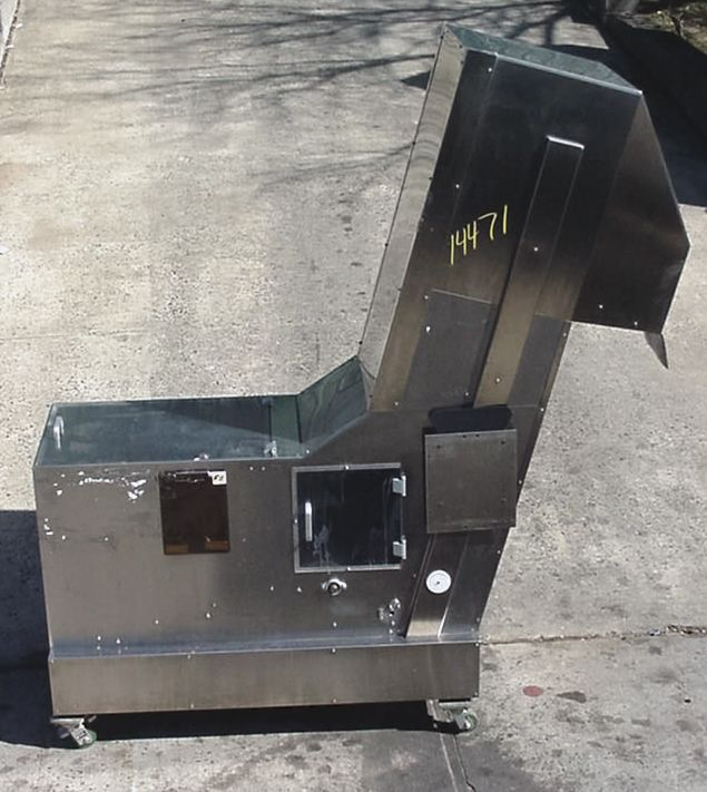 Others Cleated Inclined Belt Conveyor