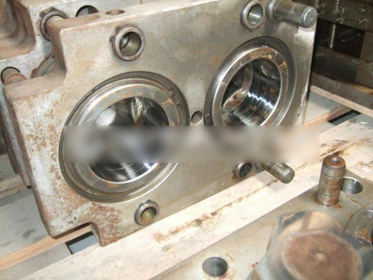 Others 2 cavity cup Mould