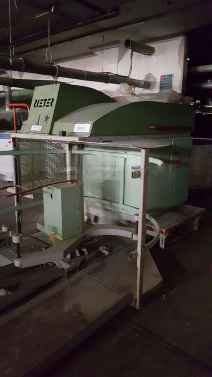 3 Rieter D15 Drawing machine