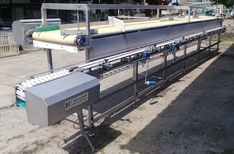 Others Inspection Table with One-Side Plate Conveyor