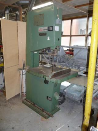 Centauro 600 CD, Compact band saw machine