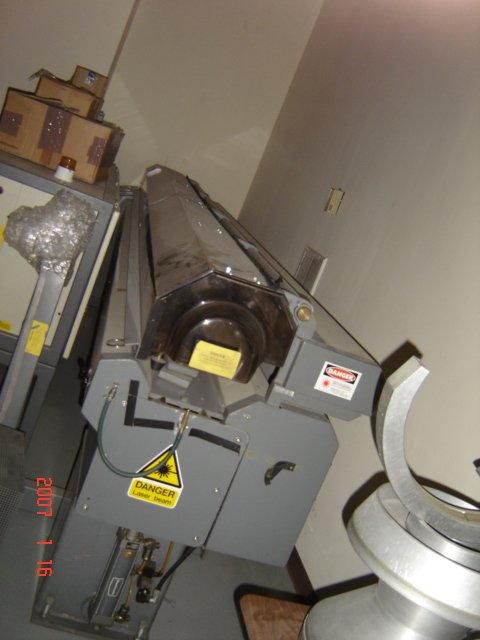 Stork Laser engraver and scanner