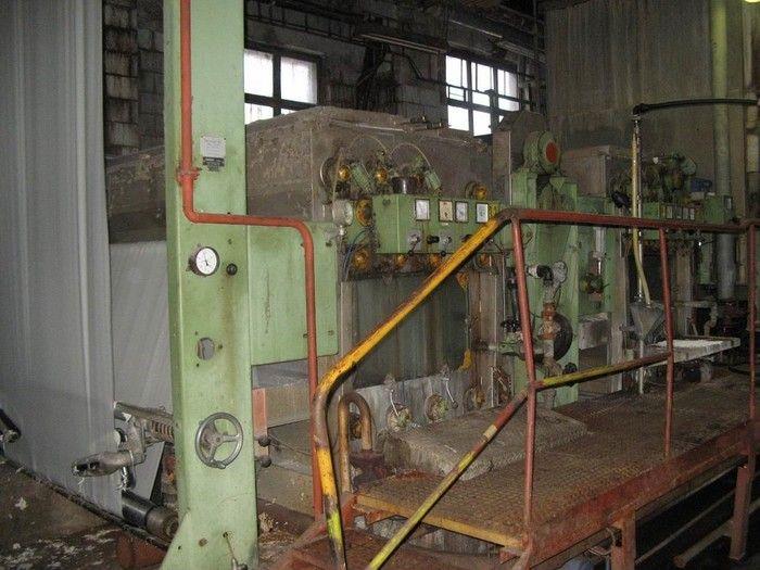 Benninger Extracta Bleaching line 160 Cm