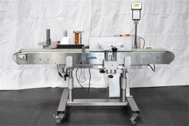 CVC 310 Wrap Around Labeler