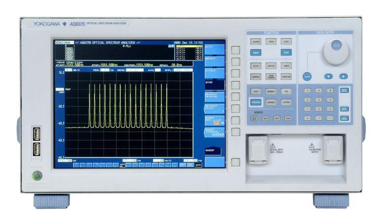 Yokogawa AQ6375 Test System