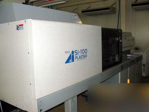 Toyo SI100, INJECTION MOLDING MACHINE