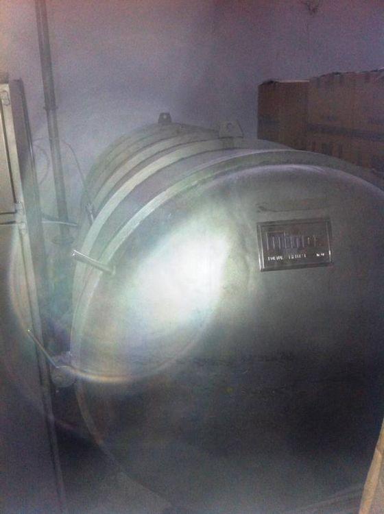 Minox Vacuum steaming