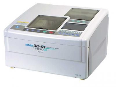 Nidek LE-9000SX express optical glass cutting machine