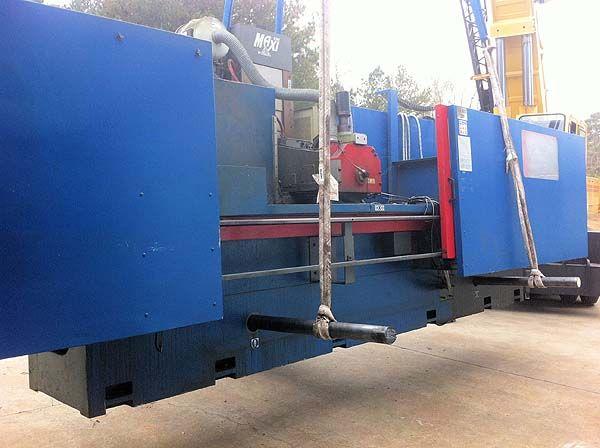 Delta 2000/1000 CNC Surface Grinder