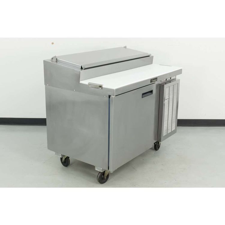 Delfield 18648PTB Refrigerated Pizza Prep Table