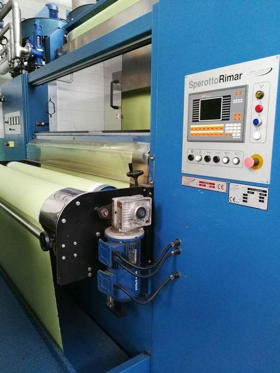 Sperotto rimar Decofast  Continuous Decatizing machine