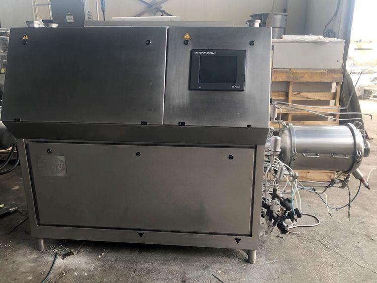Mondomix G75-VL Aerator