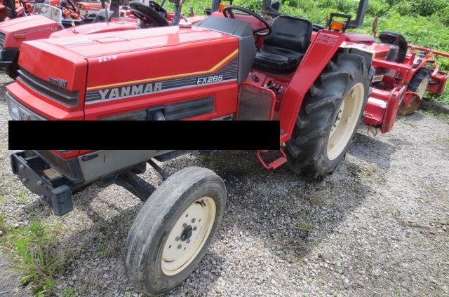 Yanmar FX285