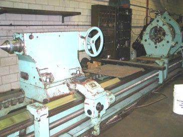 Swift Engine Lathe 600 rpm 15 SV 5