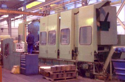Heinemann CNC Fagor 8050 1250 rpm DN 500 diam. 1000 x 4000