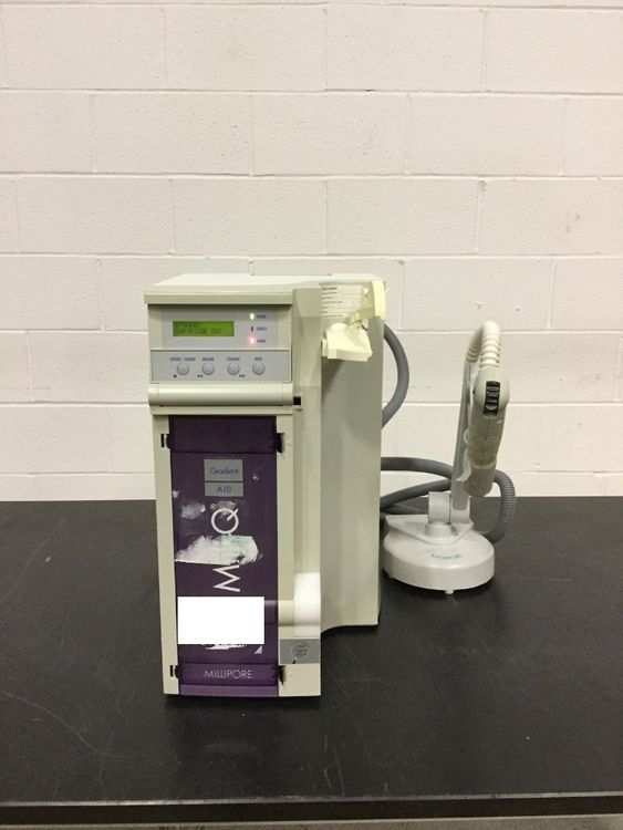 Millipore Milli-Q Gradient A10, Water Purification System