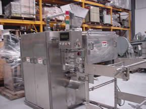 "Wrap-Ade ""CHAMPION"" 6 LANE  VERTICAL STRIP PACKAGING MACHINE"
