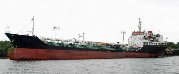 Others Single Hull, Double Tank, Tanker 4,256 m3