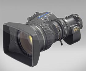 Canon HJ16x8B lens