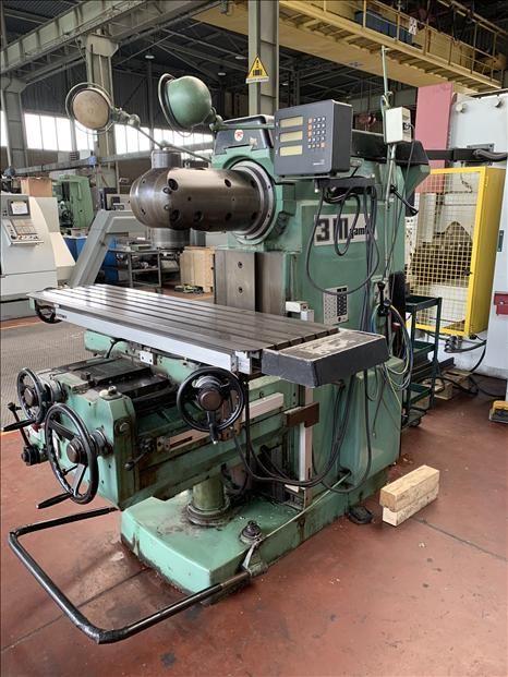 Gambin 3M 2000 rpm