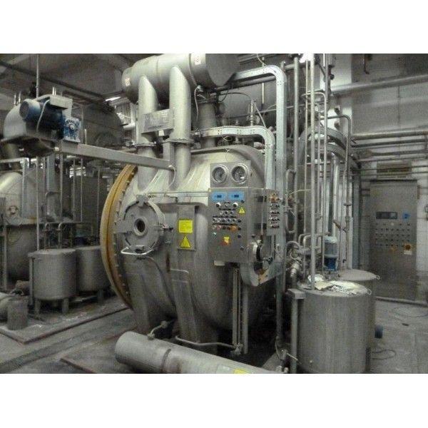 Mcs MFL KHT 200 Kg Jet dyeing machines