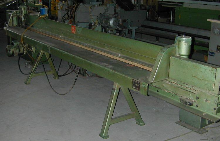 Scheer FM 3100-5 Joining and fine cutting machine