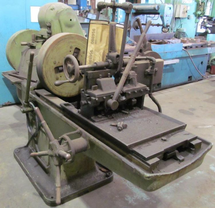 "Landis 2"" Stationary Die Head Pipe Threading Machine"