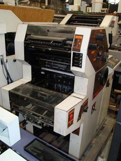 Toko 5800 ACD, Offset Press Single Colour Machine 160 cm