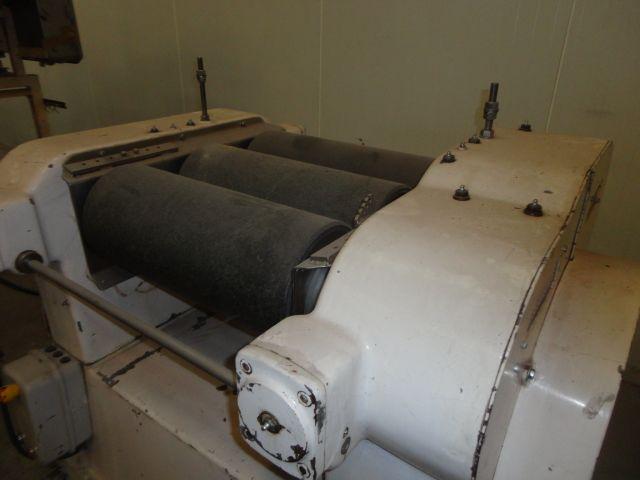 Other 3 roll refiner, granite rolls