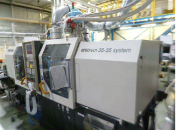 Demag ERGOTECH SYSTEM350-35 35 T