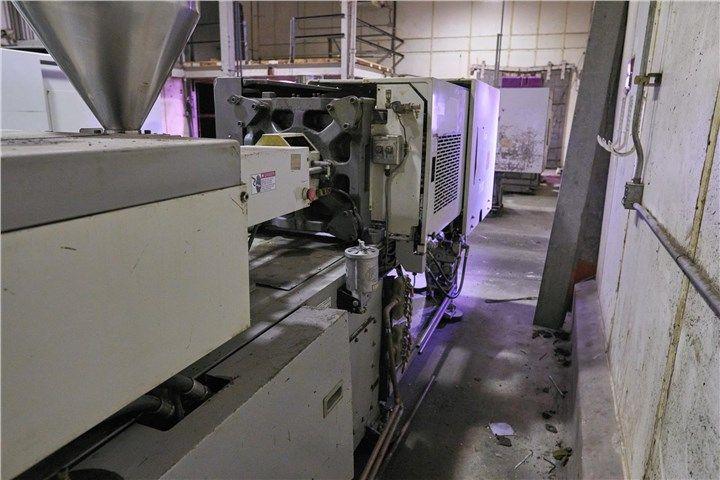 Toyo TM110H, Injection Molding Machine 110 Ton