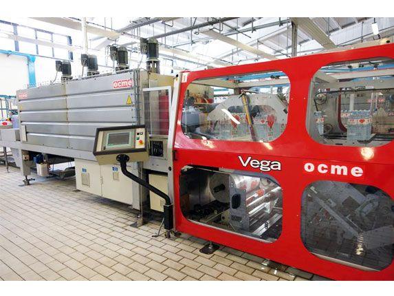 Ocme Vega N70/2 packing machine
