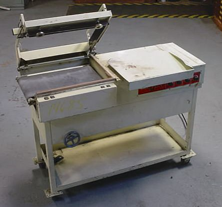"Damark SMC 1620, Semi Automatic L Bar Sealer 16"" x 20"" l"
