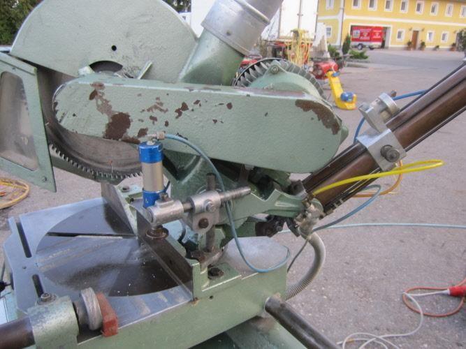 Wegoma Double circular saw